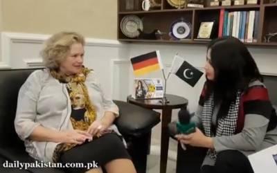 پاکستانیوں کے لئے جرمنی کے راستے کھولنے آئے جرمن شہری پاکستان اور پاکستانیوں کے لئے کیا سوچ لئے آئے تھے اور کیا سوچ لے کر جارہے ہیں اس ویڈیو سے جانئے