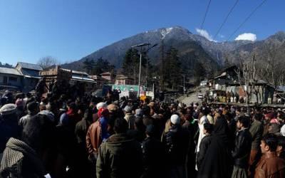 لائن آف کنٹرول پر بھارتی فوج کی گولہ باری ،عوامی ایکشن کمیٹی نیلم کے وفد کی اقوام متحدہ کے مبصرین سے تفصیلی ملاقات
