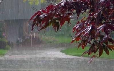 لاہور سمیت پنجاب کے مختلف علاقوں میں بارش سے سردی بڑھ گئی
