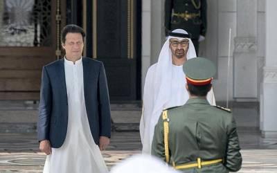 پاکستان، امارات نے 6 ارب 20 کروڑ ڈالر کے امدادی پیکج کو حتمی شکل دے دی