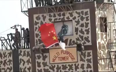 4 ہفتے جاری رہنے والی پاک چین مشترکہ جنگی مشقوں واریئر 6 کا اختتام
