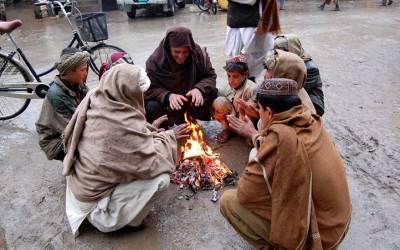 بلوچستان میں شدید سردی: کوئٹہ کا پارہ منفی 5 اور قلات میں منفی 7 ہوگیا