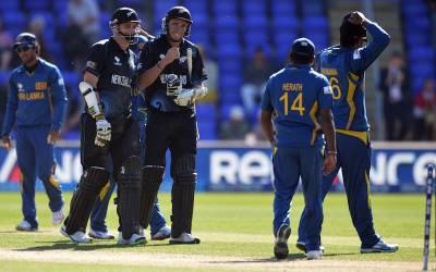 نیوزی لینڈ نےوائٹ واش پر نظریں جمالیں، سری لنکن آخری میچ میں عزت بچانے کے لئے سر دھڑ کی بازی لگانے کے لئے تیار