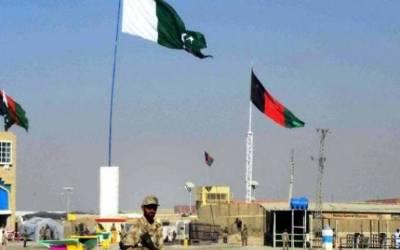 افغان بارڈر چیک پوسٹوں پر دہشت گردوں کا حملہ پاک فوج بھر پور جوابی کارروائی