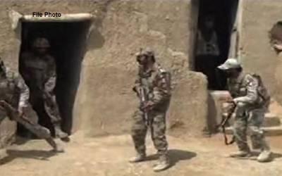 آپریشن ردالفساد،ایف سی بلوچستان کی مختلف علاقوں میں کارروائیاں،2 دہشتگرد ہلاک