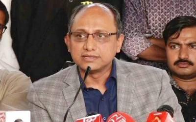 علیمہ خان کا نام ای سی ایل میں نام ڈالا جائے ،وفاقی وزرا کا سندھ میں داخلہ بند کرسکتے ہیں:سعید غنی