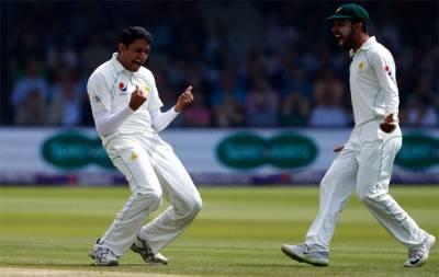 جوہانسبرگ ٹیسٹ ،پہلے روز صرف 17رنز پر پاکستان کے دو کھلاڑی آوٹ ہو گئے