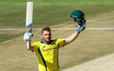 آسٹریلوی کرکٹ ٹیم کے کپتان ایرون فنچ پاکستان میں کھیلنے کیلئے تیار