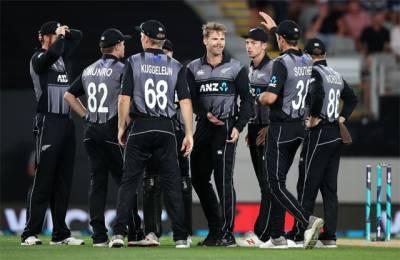 نیوزی لینڈ نے واحد ٹی 20 میچ میں سری لنکا کو شکست دیدی