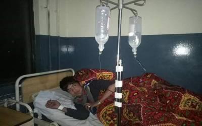 بٹگرام، غیر معیاری کھانا کھانے سے 230 افراد کی حالت غیر