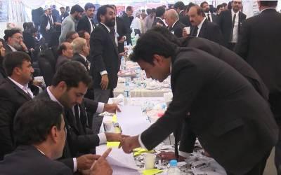 لاہور، اسلام آباد، فیصل آباد اور ملتان بار کے انتخابات کیلئے پولنگ جاری