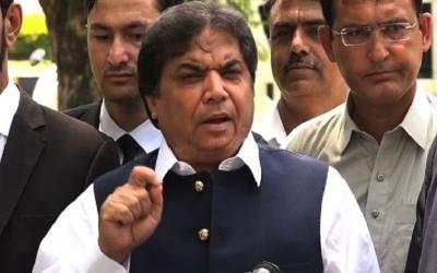 حنیف عباسی نے عمر قید کی سزا کو لاہور ہائیکورٹ میں چیلنج کردیا