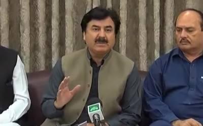 وفاق کو دھمیکیاں نہیں دینی چاہئیں،سعید غنی اپنے بیان پر معافی مانگیں:شوکت یوسفزئی