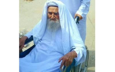 شاگرد شیخ الہند حضرت مولانا حمد اللہ جان کی نماز جنازہ آج ادا کی جائیگی