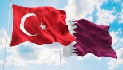 قطر اور ترکی کے درمیان''خفیہ'' عسکری معاہدے کی تفصیلات سامنے آگئیں