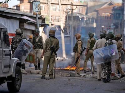 بھارتی فوج کی فائرنگ سے مزید 2 کشمیری نوجوان شہید