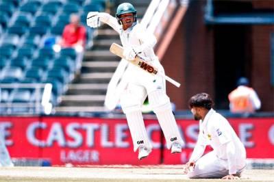 جوہانسبرگ ٹیسٹ، جنوبی افریقہ نے پاکستان کو جیت کیلئے 381 رنز کا ہدف دیدیا