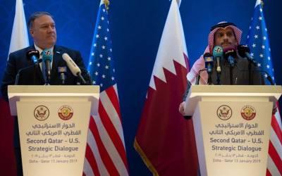 اختلافات سے خلیجی ممالک اپنے دشمنوں کو فائدہ پہنچارہے ہیں،سعودی ولی عہد سے ملاقات میں جمال خشوگی کے قاتلوں کو سزا دلانے پر زور دوں گا:امریکی وزیر خارجہ