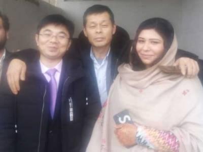 پشاور میں چینی انجنیئر اور پاکستانی خاتون نے شادی کرلی