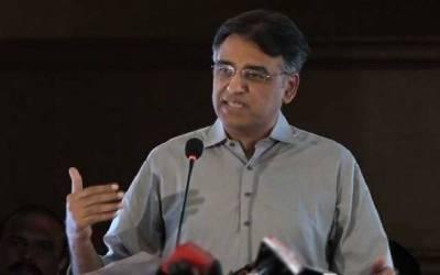 پاکستان کو ایسی معیشت دیں گے کہ آئندہ بیرونی پروگرام کی ضرورت نہ پڑے ،اسد عمر