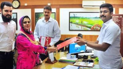 بھارت نے پاکستانی لڑکی کو شہریت دیدی