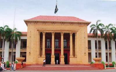 گوشوارے جمع نہ کرانے پر کسٹوڈین ڈپٹی سپیکرپنجاب اسمبلی دوست محمدمزاری سمیت10 وزراءکاایوان میں داخلہ بند