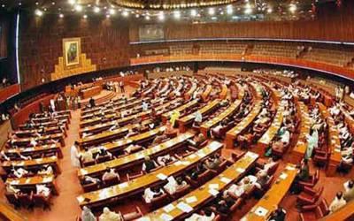 حکومت اور اپوزیشن کے درمیان قومی اسمبلی میں تضحیک آمیز گفتگو نہ کرنے پر اتفاق
