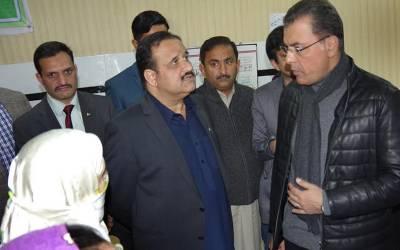 تحصیل ہیڈ کوارٹرہسپتال کہوٹہ میں طبی سہولتوں کا فقدان ،وزیر اعلیٰ پنجاب کا چیف ایگزیکٹو آفیسر ہیلتھ راولپنڈی کو فوری عہدے سے ہٹانے کا حکم
