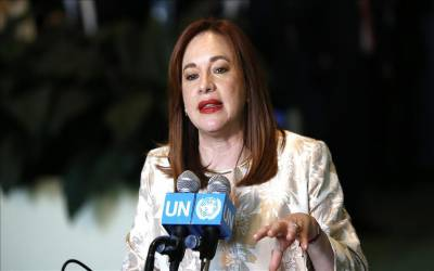 اقوام متحدہ کی صدر ماریا فرنانڈہ اسپنوزا پانچ روزہ سرکاری دورے پر آج پاکستان پہنچیں گی