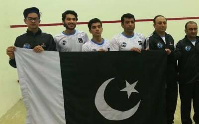 پاکستان نے بھارت کو شکست دے کر ایشیئن جونیئر اسکواش چیمپیئن شپ جیت لی