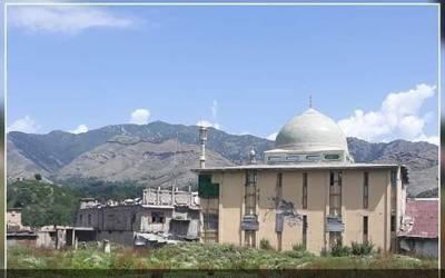 پشاور،دہشتگردوں کے ہاتھوں شہیدتیراہ میدان مسجد 8 سال بعد کھول دی گئی
