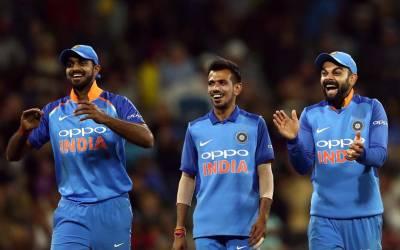 بھارت نے دوسرے ون ڈے میں نیوزی لینڈ کو 90 رنز سے شکست دیدی