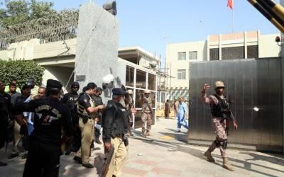 چینی قونصلیٹ حملہ کیس،5 گرفتار دہشت گردوں کی جے آئی ٹی مکمل،اہم انکشافات نے تہلکہ مچا دیا