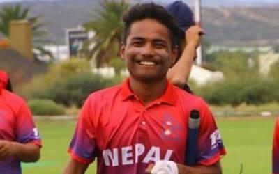 نیپال کا وہ نوجوان کرکٹر جس نے شاہد آفریدی اور سچن ٹنڈولکر کا عالمی ریکارڈ توڑ دیا