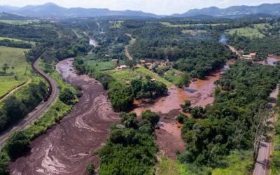 برازیل میں ڈیم ٹوٹنے سے 3سو سے زائد افراد لاپتہ