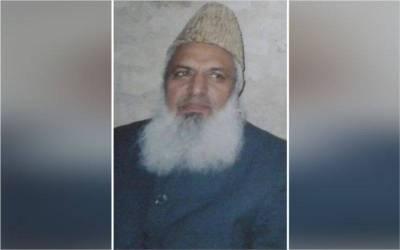 ملک کے ممتاز عالم دین اور سابق خطیب بادشاہی مسجد مولانا علی اصغر عباسی انتقال کر گئے