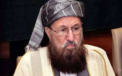 """مولانا سمیع الحق قتل، """"کیس عدم پتہ"""" قرار دے کر داخل دفتر کرنے کا فیصلہ"""