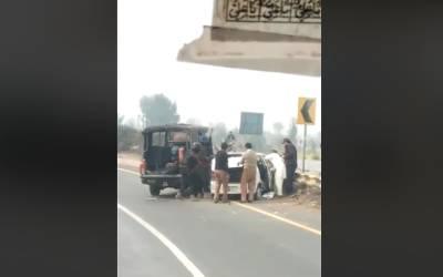 ساہیوال میں سی ٹی ڈی کی فائرنگ سے 4 افراد کی ہلاکت کامعاملہ،پنجاب پولیس نے عوام سے تعاون کی اپیل کے اشتہارات جاری کر دیئے