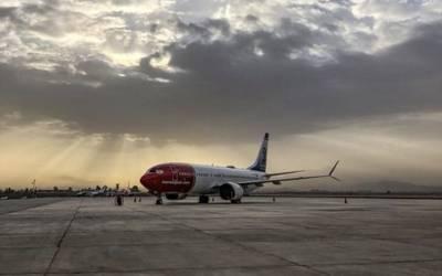 ناروے کا نیا مسافر طیارہ جو ڈیڑھ ماہ سے ایران کے ائیرپورٹ پر پارک ہے، یہ کیوں پھنسا ہوا تھا؟ جان کر آپ کی حیرت کی انتہا نہ رہے گی