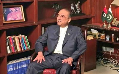 عمران خان بے اختیار ،مجھے تو کیا کسی کو بھی نہیں گھسیٹ سکتے: آصف زرداری