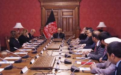 دوحہ مذاکرات میں طالبان سے عبوری حکومت کی بات نہیں ہوئی: زلمے خلیل زاد