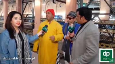 """پاکستان ریلوے کی کارکردگی کیسی جا رہی ہے ؟ معروف کامیڈین کے ہمراہ طنز و مزاح سے بھر پور پروگرام """"مسئلہ کیا ہے """" میں جانئے"""