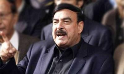 کلین گرین پاکستان،وزیرریلوے شیخ رشید کادورہ پریم نگرڈرائی پورٹ