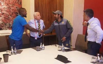 """""""جب میں جنوبی افریقہ کے کھلاڑی سے ملنے گیا اور معذرت کی تووہ کہنے لگا کہ ۔۔""""قومی ٹیم کے کپتان سرفراز نے اصل کہانی بیان کر دی"""