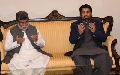 ڈپٹی سپیکر قومی اسمبلی سے سردار یار محمد رند کی ملاقات ،بلو چستان کی تعمیر وترقی کے لیے ملکر کا م کر نے کے عزم کا اظہا ر
