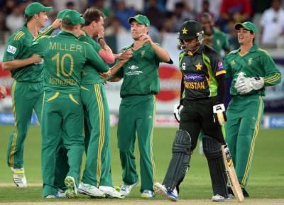 پاکستان اور جنوبی افریقا کے درمیان تیسرا ٹی ٹوئنٹی آج ہو گا