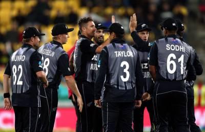 نیوزی لینڈ کی بھارت کو پہلے ٹی 20 میچ میں ایسی عبرتناک شکست کہ بھارتی تلملا اٹھے