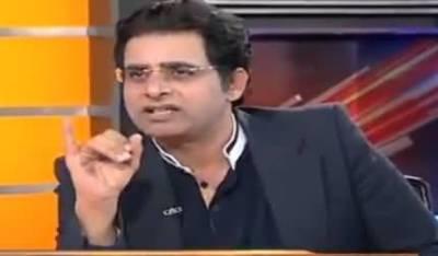 علیم خان کو استعفیٰ دینے کی ضرورت نہیں تھی :ارشاد بھٹی کا صوبائی وزیر کی جلد بازی پر تبصرہ