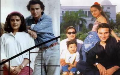 وہ اداکارہ جس پر سیف علی خان کو تشدد کا نشانہ بنانے اور گھر سے نکالنے کا الزام لگا تھا