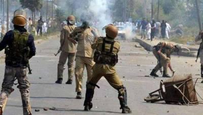 مقبوضہ کشمیر میں بھارتی فوج کی فائرنگ سے 5 کشمیری نوجوان شہید